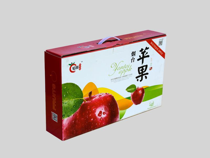 安丘蘋果紙箱-哪里有賣蘋果包裝箱
