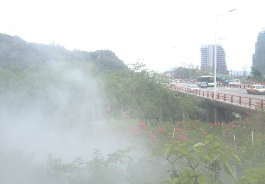 雾森系统_景观雾森系统