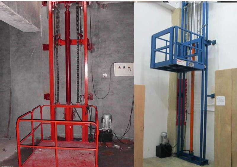 新疆液压货梯,液压升降平台销售,维护