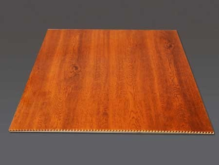PVC扣板生产厂家pvc扣板薄膜覆盖的应用介绍