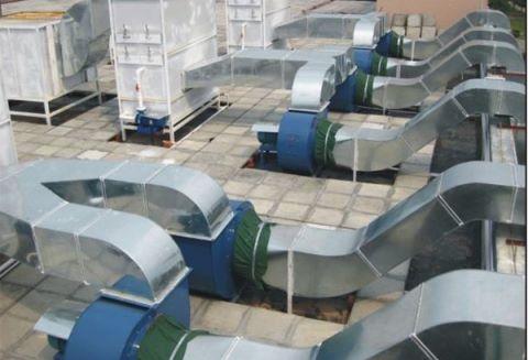 人防工程通風-口碑好的通風系統甘肅譜施實驗設備供應