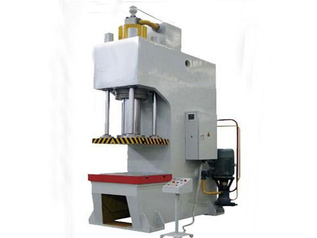 销售钢板冲孔单柱液压机 100T单臂油压机 100吨C型液压