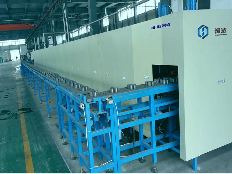微波高溫窯廠家|恒達超硬材料微波高溫推板窯生產廠