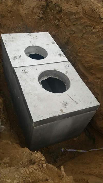 郑州检查井生产厂家预制混凝土检查井价格