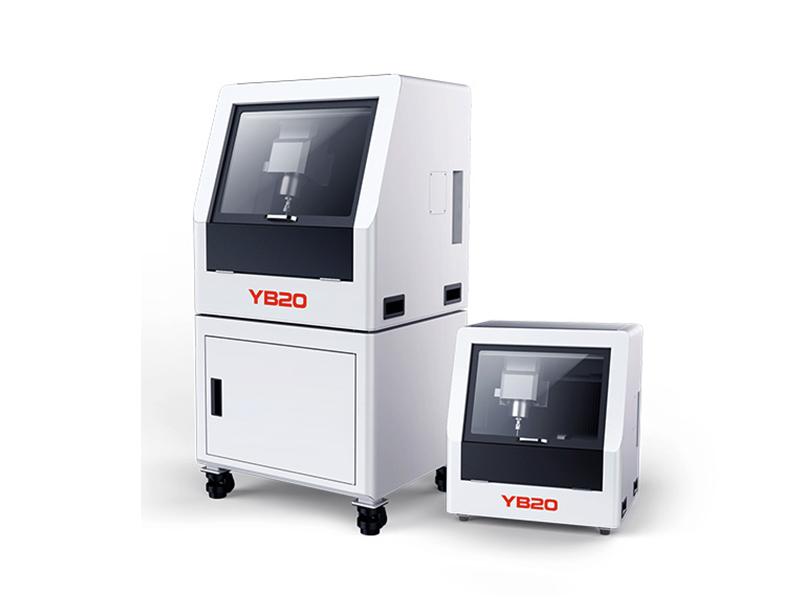 玉邦数控YB20立体玉石雕刻机 电脑玉雕机厂家 全自动
