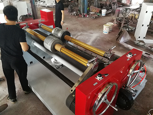 中國供應自動分切機-立成機械性價比高的表面中心卷取分切機出售