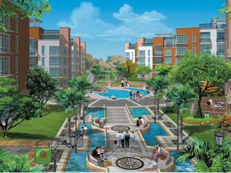 西宁园林绿化_园林绿化工程可靠供应商_兰州大华丰环境建设集团