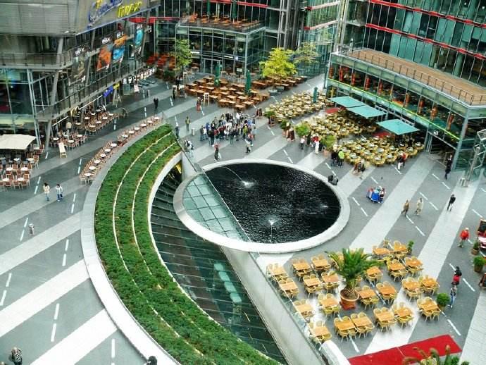 白銀廣場景觀規劃設計-口碑好的廣場景觀規劃設計出自蘭州大華豐環境建設集團