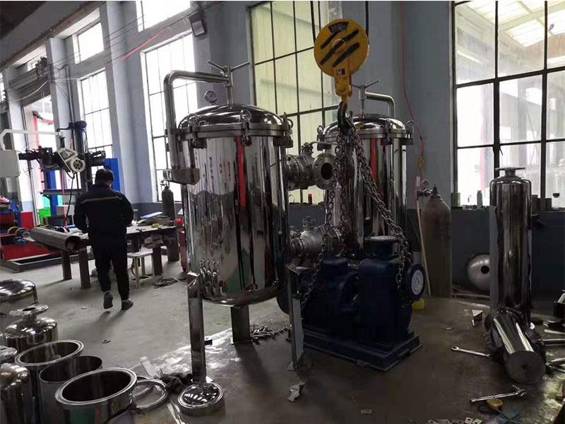 安徽雙聯過濾器哪里有賣_河南優良的雙聯過濾器哪里有供應