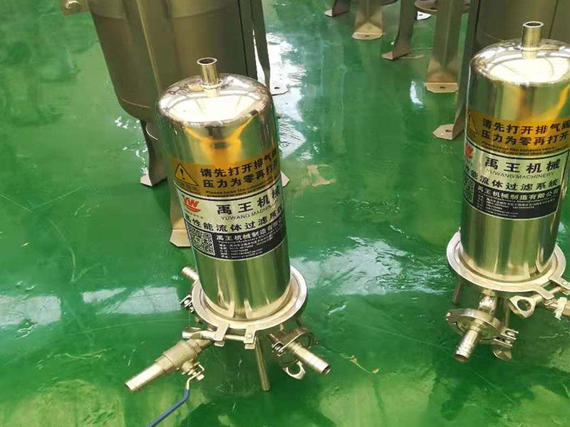 福建不銹鋼精密過濾器報價_禹王機械_質量好的精密過濾器提供商