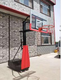 可移動籃球架哪家有-想買新款可移動籃球架就來奧健體育器材廠