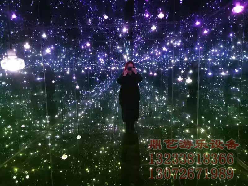 价格合理的网红馆游乐设备-星空错觉艺术馆多少钱