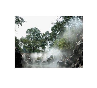 喷雾造景怎么样_净化效果好的海南喷雾造景设备推荐