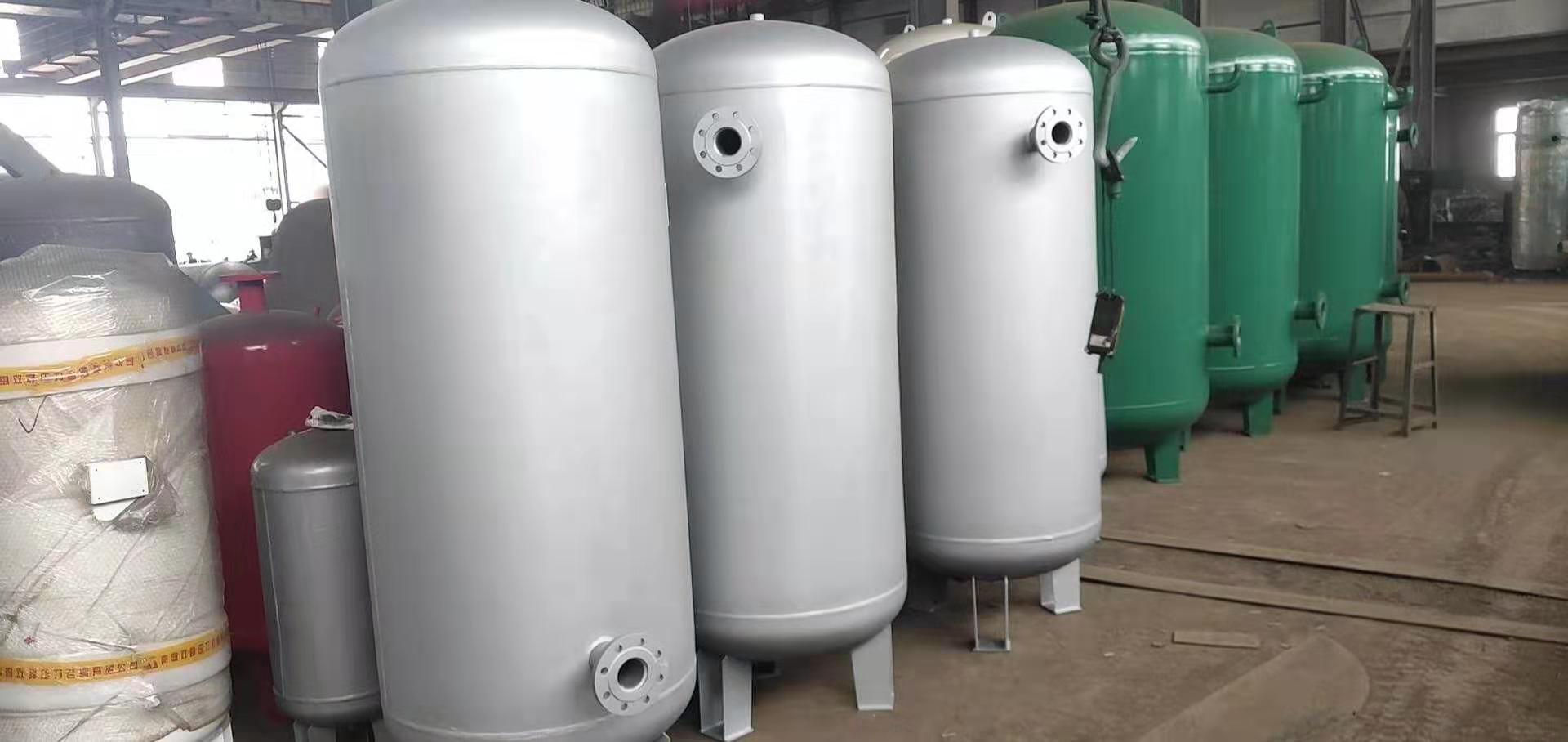 青岛立式储气罐生产厂家_质量优良的不锈钢储气罐供应