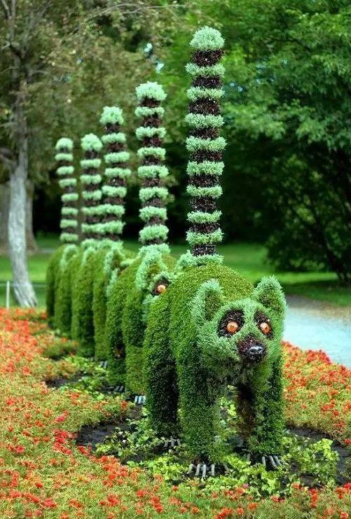 宁夏绿雕制作厂家-宁夏军艺雕塑可根据要求定制各造型绿雕