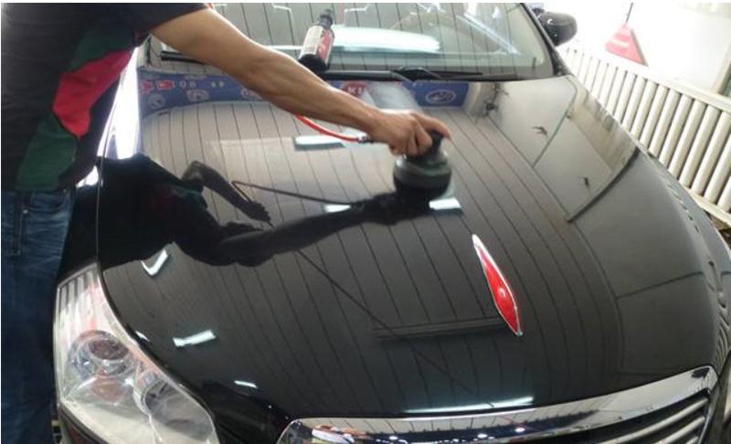 車身打蠟——蘭州汽車拋光打蠟