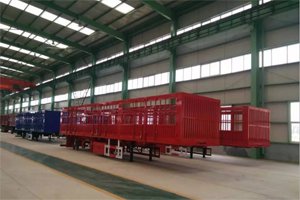 河南高栏板-专业的河北敬业10.5米高栏板生产厂就是敬业专用汽车