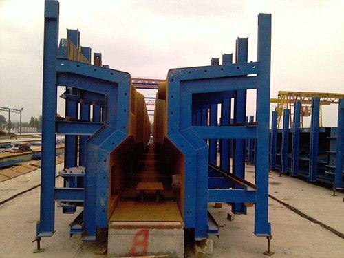 甘肅T型梁鋼模板-蘭州口碑好的T型梁模板出售