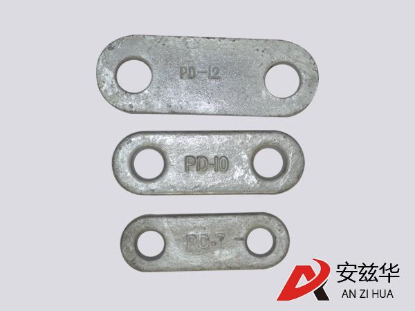 电力设施用P-10挂板-购买销量好的平行挂板优选安华电力金具