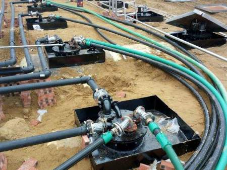 辽宁加油站管道安装及施工要点!