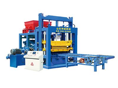 连云港全自动液压砖机报价-山东的砌块成型机供应