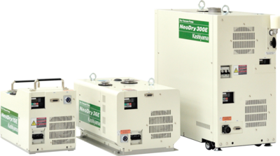 Kashiyama干式真空泵/多级罗茨真空泵Neodry7E