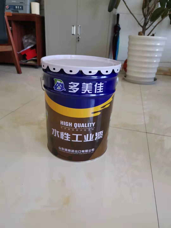 18升开口方桶_有信誉度的水性漆桶生产厂家推荐