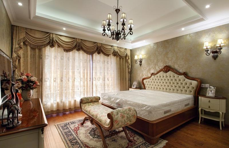 白銀臥室裝修報價|個性的白銀臥室裝修就在白銀乾景建筑裝飾工程