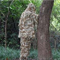 如何选购伪装服-大量供应质优价廉的丛林布条伪装服