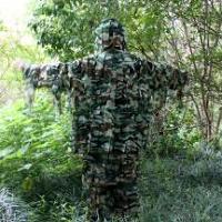 伪装服供货商|泰州质量好的丛林布条伪装服