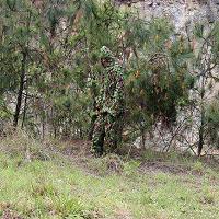 伪装服信息 兴军野营装备优良的丛林布条伪装服出售