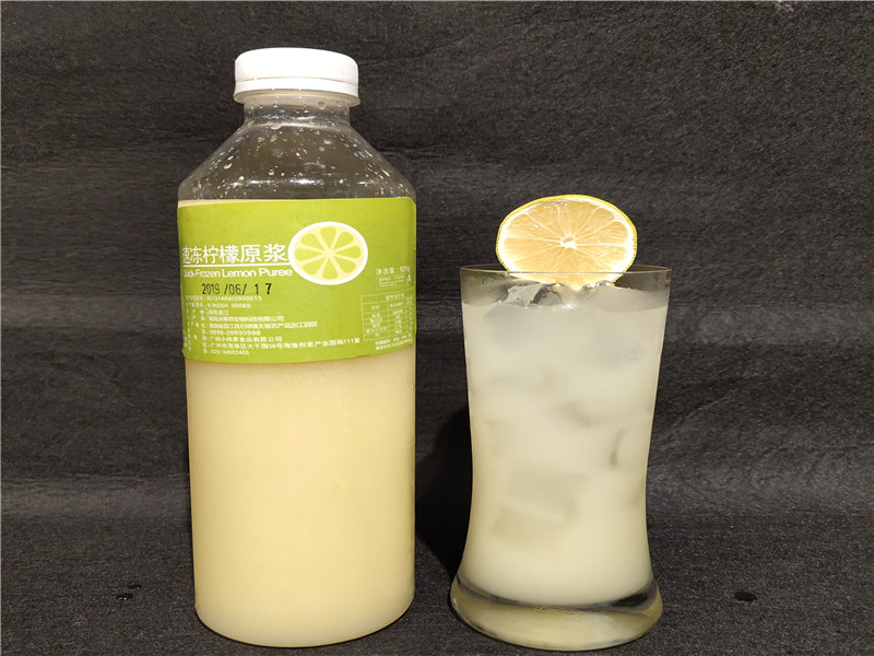 冷冻柠檬汁百香果汁橙汁供应-厦门物超所值的鲜榨柠檬汁批售