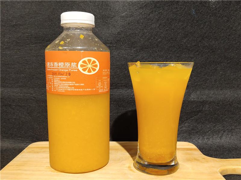 漳州冷冻柠檬汁百香果汁橙汁-口碑好的鲜榨柠檬汁批发价格