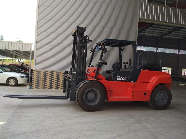 12噸叉車價格-想買優惠的12噸叉車,就來興皓機械