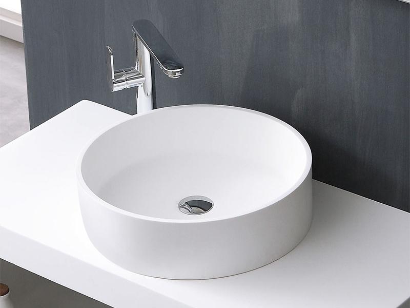 酒店洗手盆供货商-肇庆哪里有供应高性价一体洗面盆
