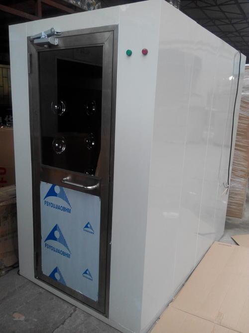 风淋室价格-正维净化专业供应不锈钢风淋室