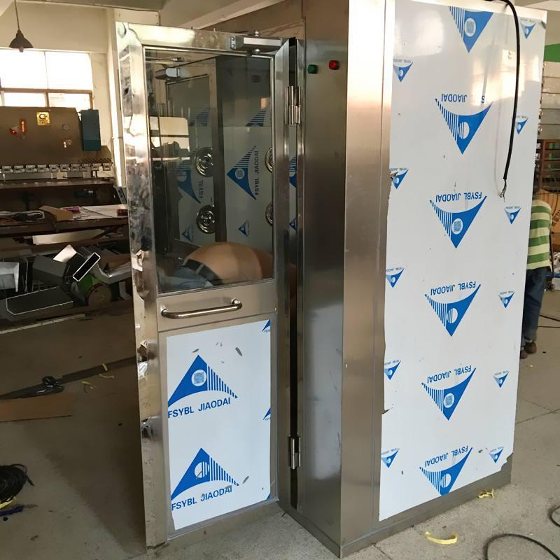 新疆免费黄色视频合理的风淋室-选购专业的不锈钢风淋室就选正维净化