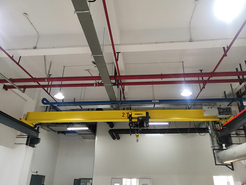 LD欧式电动单梁起重机