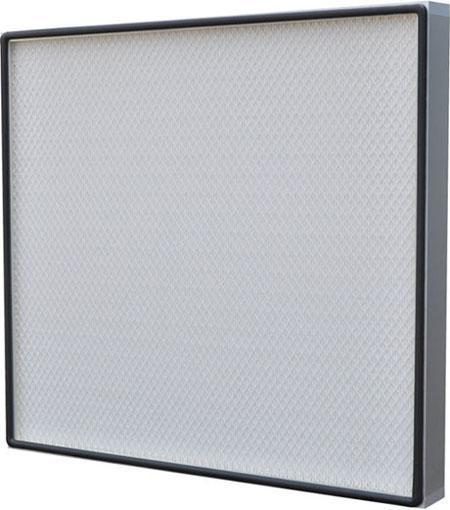 西藏空气过滤器制造-热门无隔板高效过滤器报价