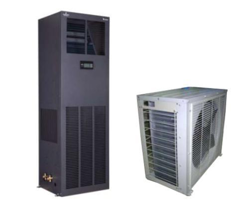 大气品牌维谛IT服务器机房精密空调乌鲁木齐市销售公司