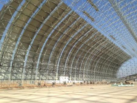 宁夏钢结构网架工程-德天钢构专业提供钢结构网架