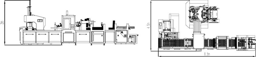 纸盒包装机厂家-质量好的ZK-660FBS全自动天地盖纸盒成型机在哪可以买到