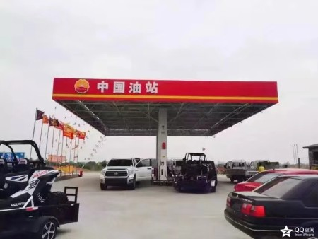 辽宁加油站灯箱标识:加油站灯箱能为加油站带来哪些好处?