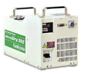 Kashiyama干式/多级罗茨真空泵Neodry30C/E