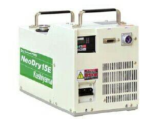 Kashiyama干式/多级罗茨真空泵Neodry15C/E