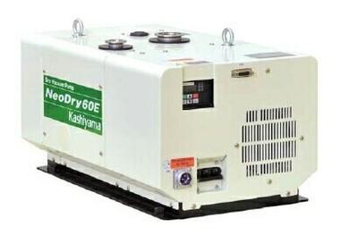 Kashiyama干式真空泵多级罗茨真空泵NeoDry60E