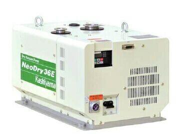 kashiyama干式/多级罗茨真空泵NeoDry36C/E