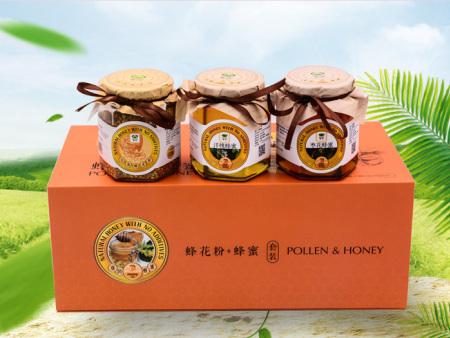椴樹蜂蜜代理_優良的賽潤蜂蜜,山夫園食品供應