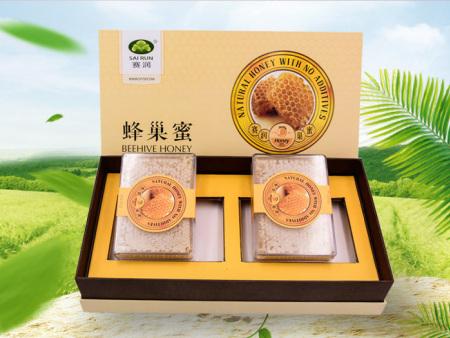 河南蜂巢蜜格|潍坊划算的蜂巢蜜批售