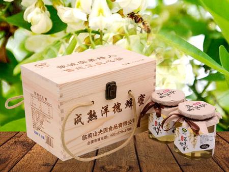 上海洋槐蜂蜜批发-潍坊口碑好的蜂蜜提供